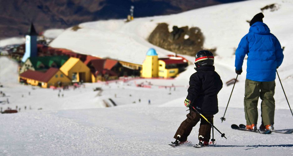 Cardrona Ski Resort is excellent for families. Photo: Cardrona Ski Resort - image 0