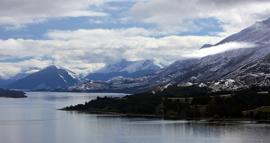 There\'s are plenty of spectacular drives in New Zealand. This one is on Lake Wakatipu looking towards Glenorchy and Mt Earnslaw. Photo: Destination Queenstown. - image 0