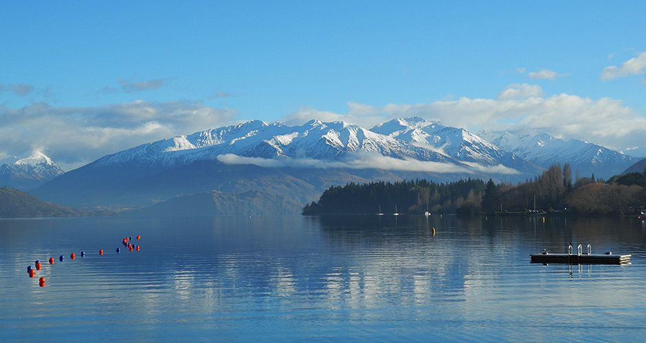 Lake Wanaka on a beautiful winter\'s day. Photo: Scout - image 0