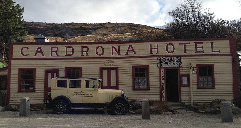 Cardrona Hotel is a must for gluwein and beer after a day on the slopes. Photo: Scout - image 0