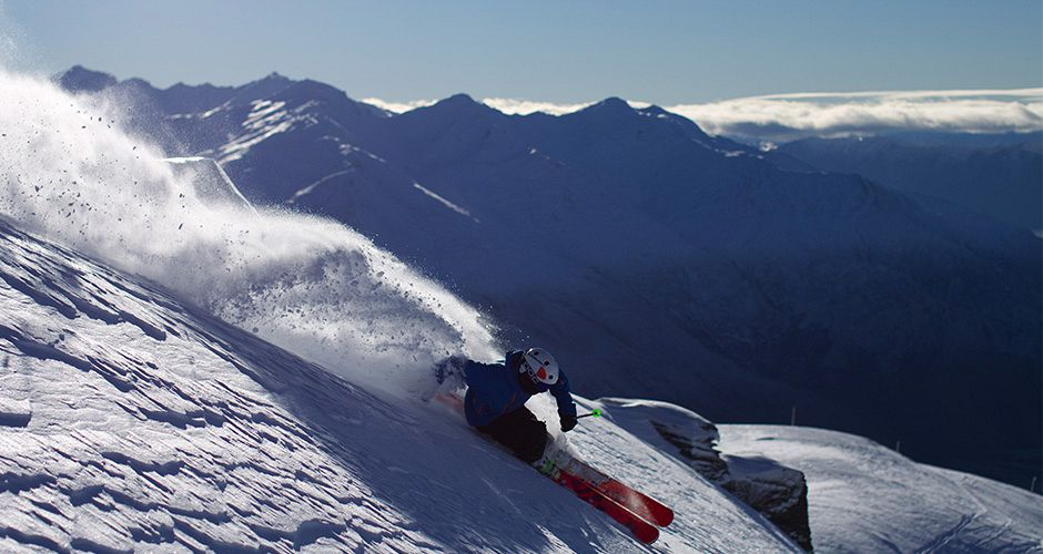 Treble Cone has some of the best steeps in the country. Photo: Treble Cone resort - image 0
