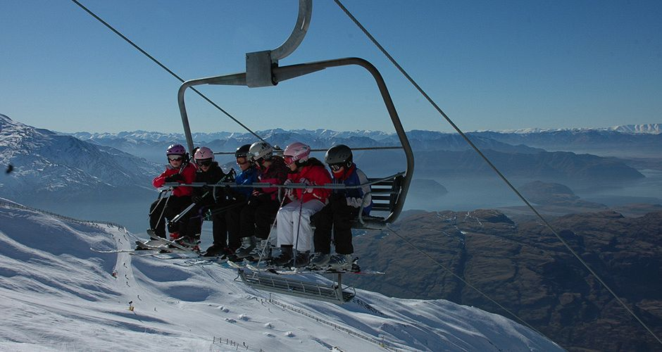 Spectacular views abound from Treble Cone. Photo: Treble Cone Resort - image 0