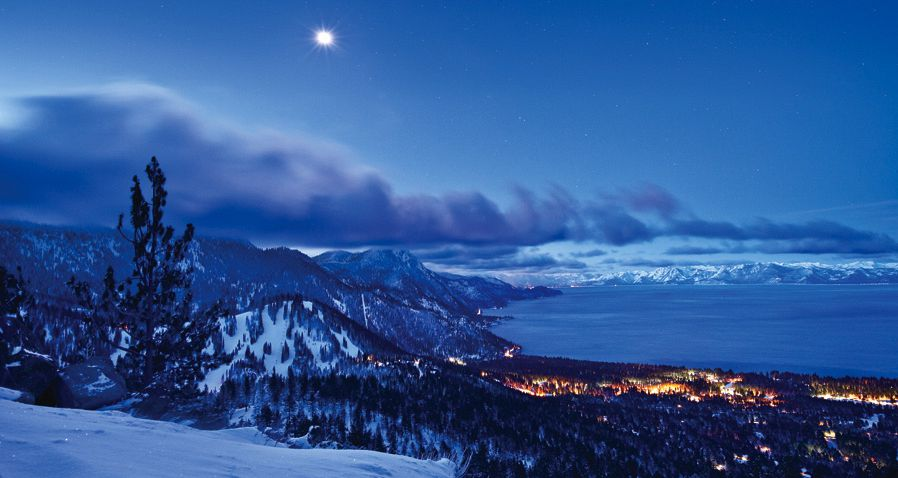 Not only is Lake Tahoe beautiful, it also has 15 ski resorts to choose from. Photo: Jeff Dow - image 0