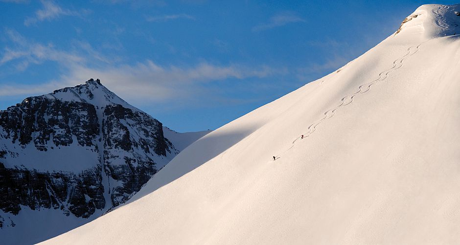Telluride can be used as a base for some heli-ski action. Photo: Telluride Ski Resort. - image 0