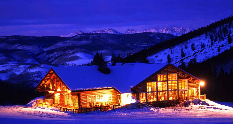 Beano\'s Cabin in Beaver Creek. Photo: Vail Resorts - image 0
