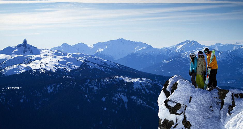 Photo: Whistler Blackcomb / Justa Jusko - image 0