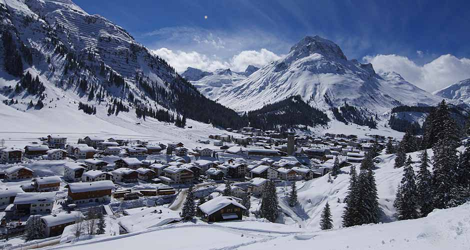 Lech Village. Photo: Lech Tourism - image 0