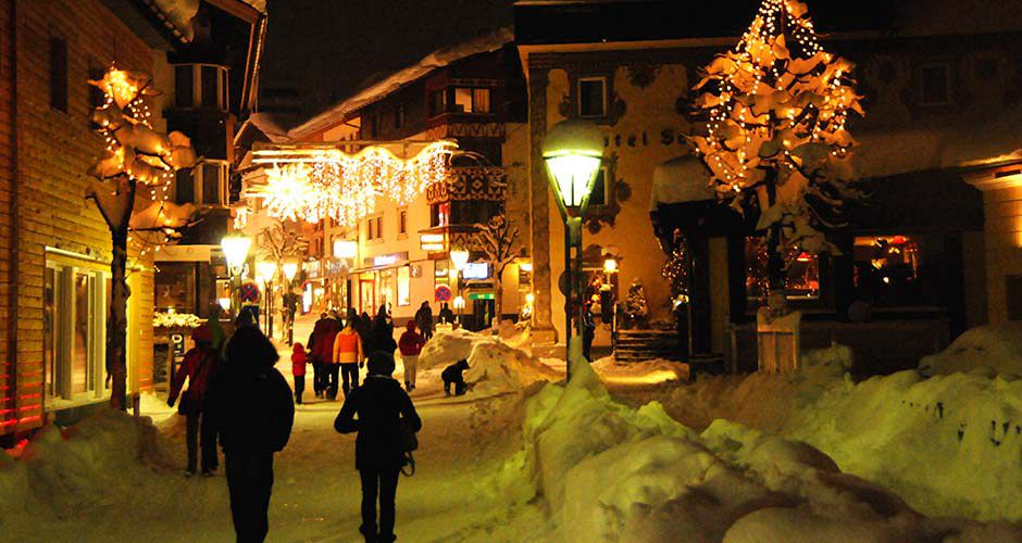 St Anton main street. Photo: St Anton Tourism - image 0