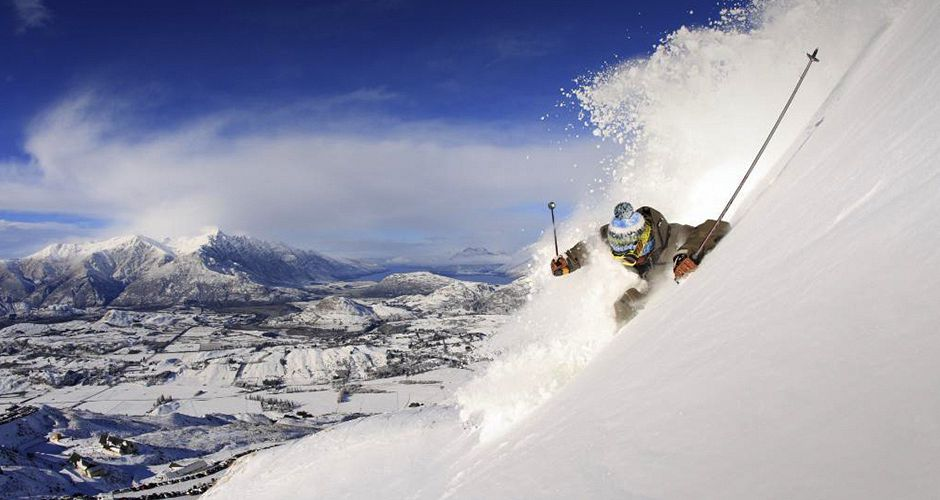 Photo: Coronet Peak, Miles Holden - image 0