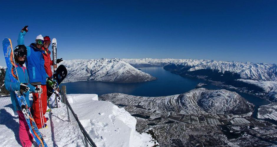 Photo: The Remarkables, Tony Harrington - image 0