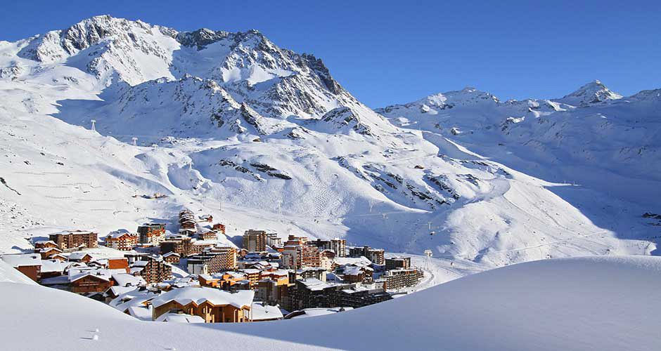 Val Thorens. Photo Val Thorens Tourism