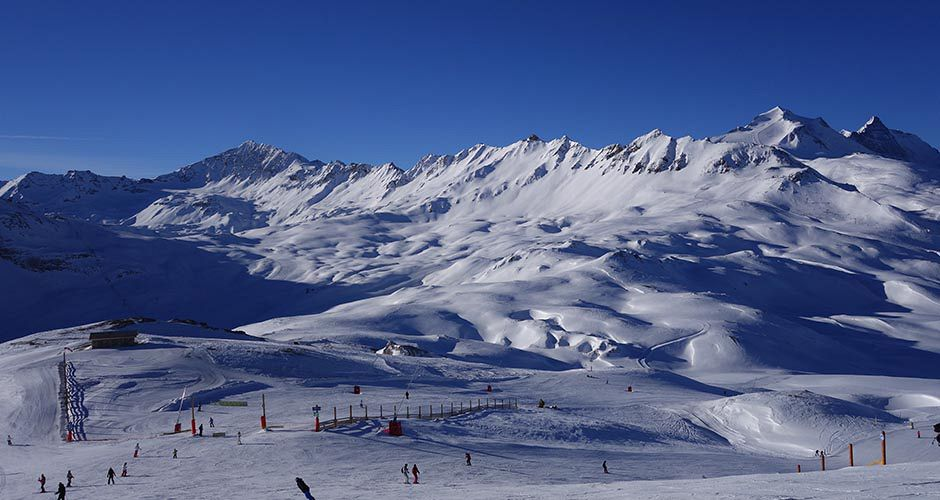Val d\'Isere ski area. Photo: Scout