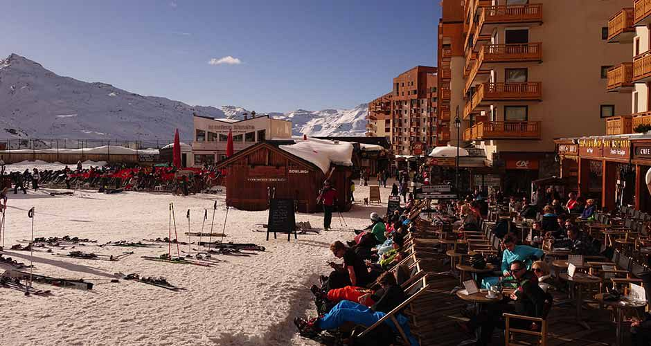 Val Thorens village. Photo: Scout - image 0