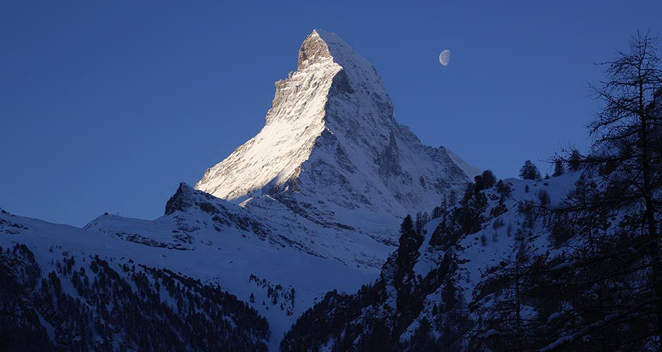The Matterhorn, Zermatt. Photo: Scout