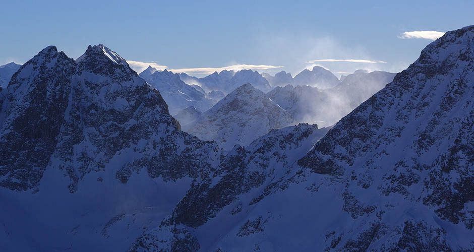 The Alps are breathtaking. Photo: Scout - image 0