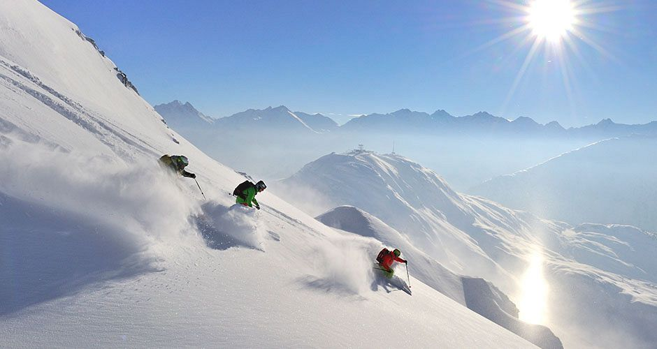 St Anton. Photo: St Anton Tourism - image 0