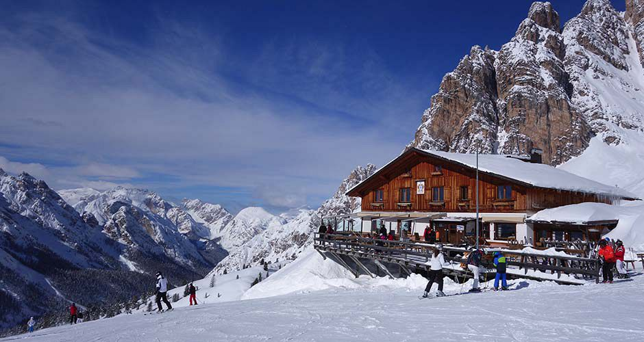 Cortina d\'Ampezzo. Photo: Scout - image 0
