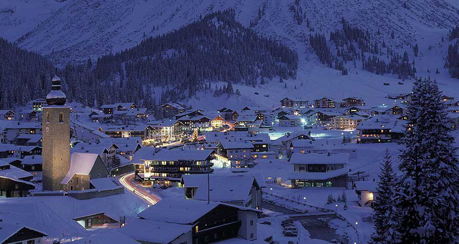 Lech. Photo: Lech Tourism - image 0